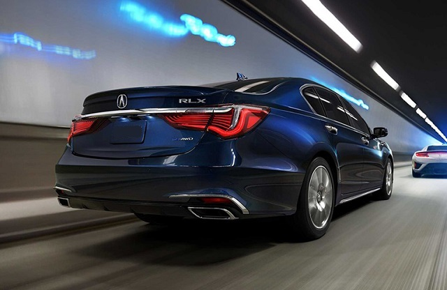 2021 Acura RLX rear