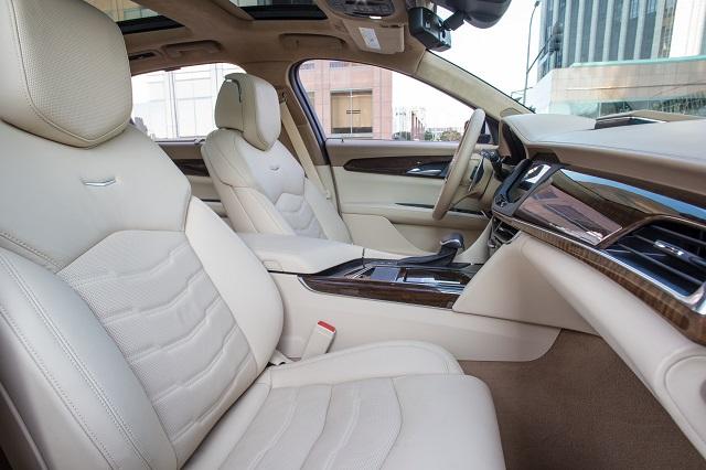 2021 Cadillac Eldorado Cabin