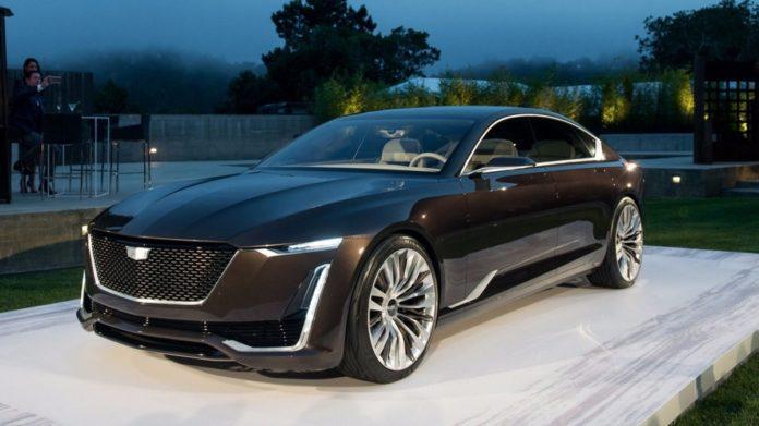 2021 Cadillac Eldorado front