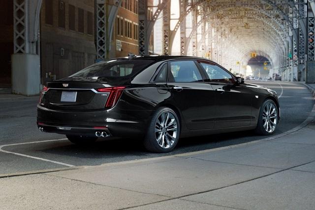2021 Cadillac Eldorado rear