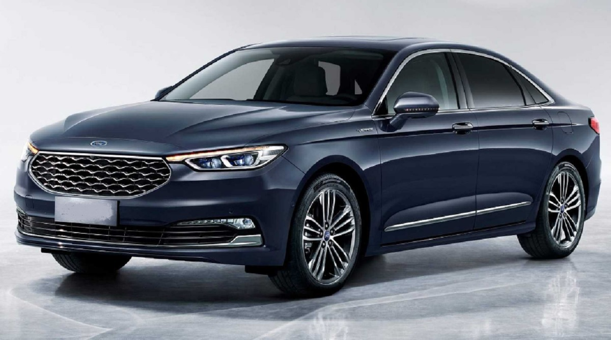 2021 Ford Taurus Continuous to Live in China - 2022 cars