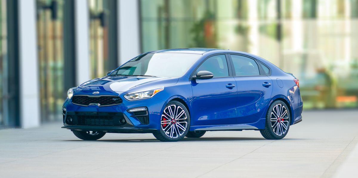 2021 kia forte gets minor refreshments  2022 cars