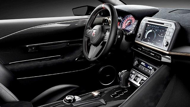 2021 Nissan GT-50 Italiadesign cabin