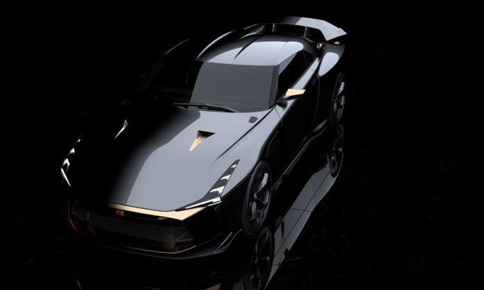 2021 Nissan GT-50 Italiadesign front