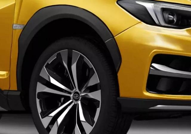 2021 Subaru Crosstrek XTI wheels