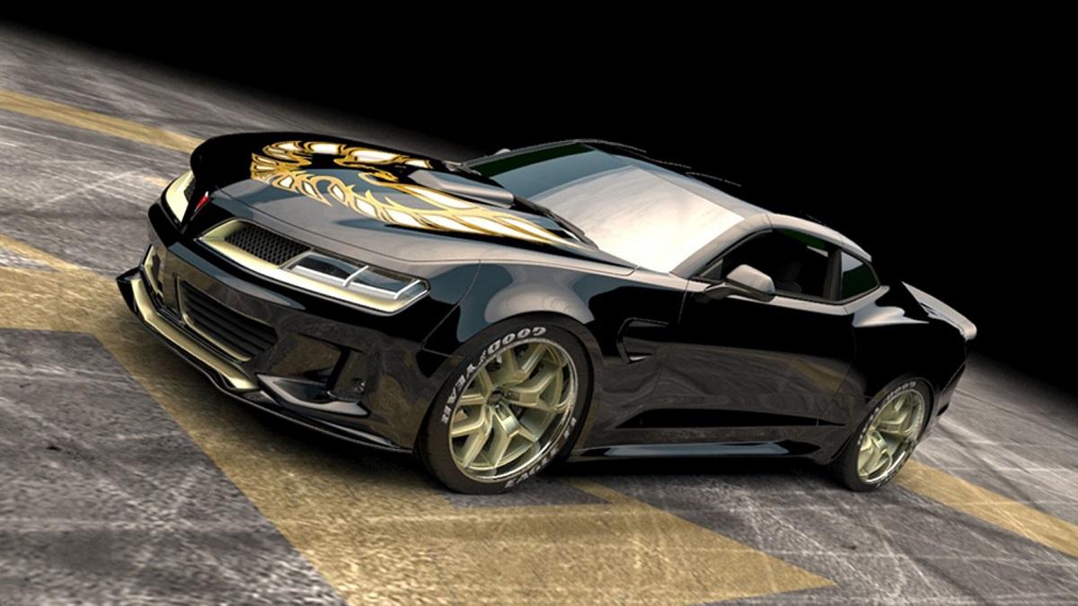 3 Pontiac Trans Am – Pontiac – NO, but Trans Am – YES - 3