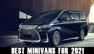 Best Minivans for 2021