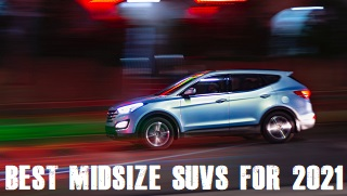 2021 Midsize SUVs