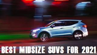 2021 Midsize SUVs