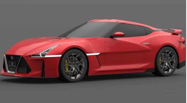 2022 Nissan GT-R