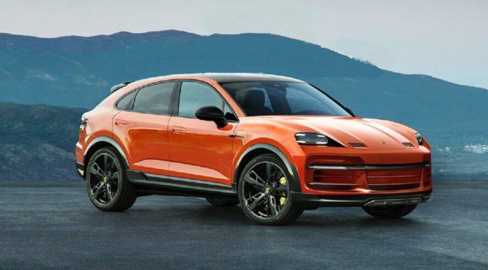 2022 Porsche Macan EV
