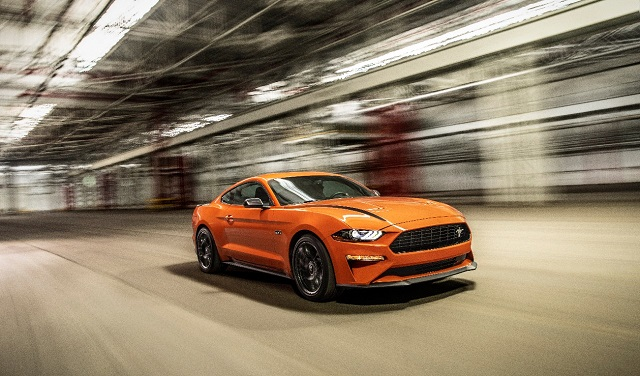 2023 Ford Mustang