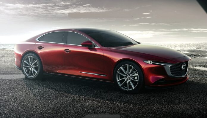 2023 Mazda 6