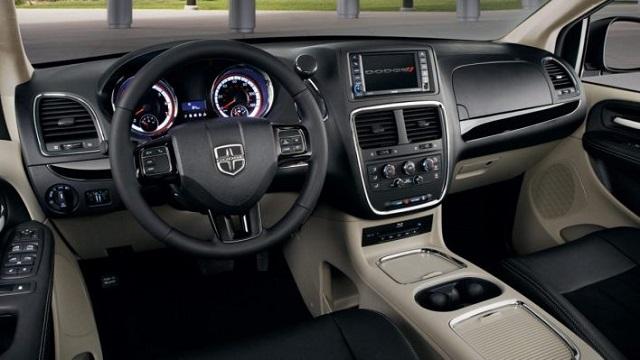 2021 Dodge Grand Caravan cabin