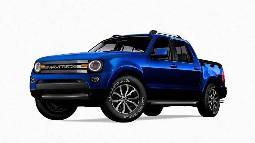 2021 Ford Maverick