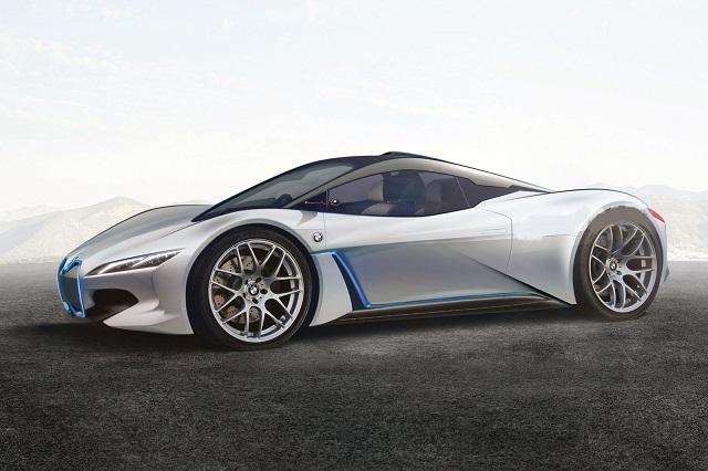 2024 BMW i8 M side