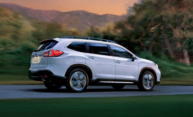 2021 Subaru Ascent rear