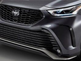 2021 Toyota Highlander side