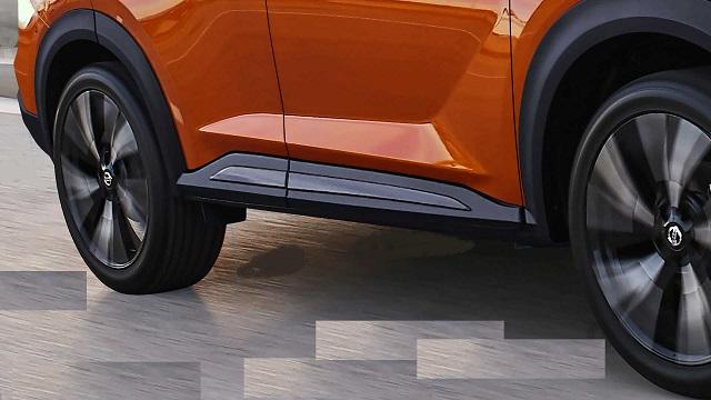 2021 Nissan Qashqai wheels