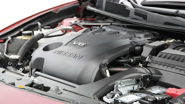 2022 Nissan Maxima engine