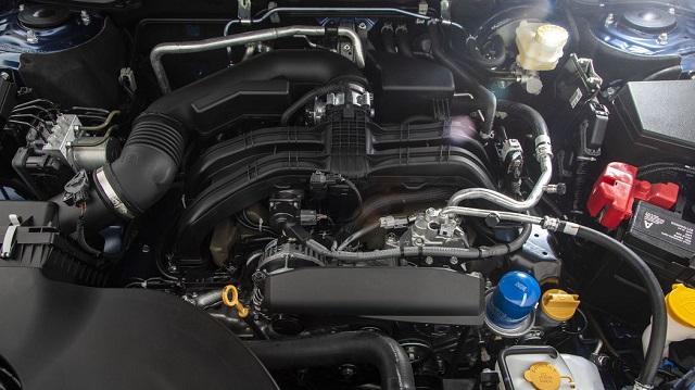 2022 Subaru Outback engine