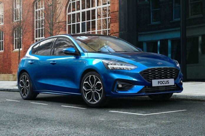 2021 Ford Focus Facelift