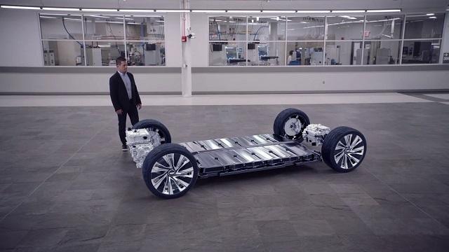 2022 Cadillac XT5 platform