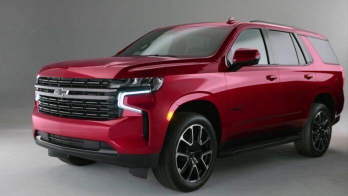2022 Chevrolet Tahoe