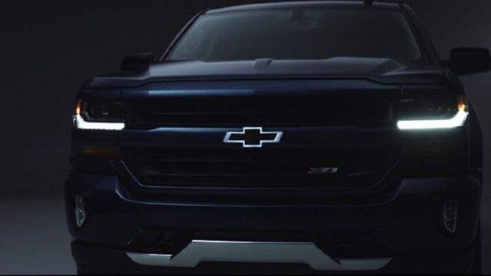 2022 Chevy Colorado