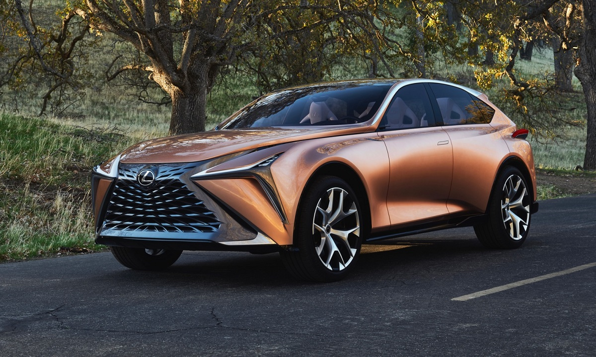 2021 lexus lq could become the new flagship suv - 2022