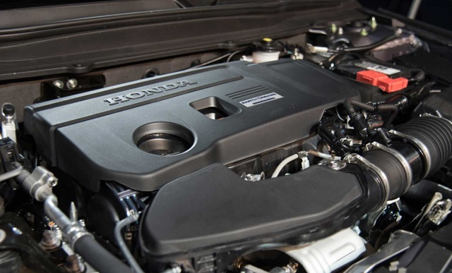 2022 Honda Accord engine