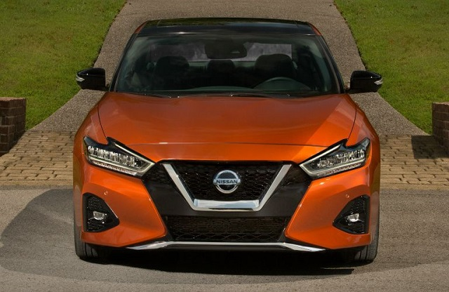 2022 Nissan Altima front