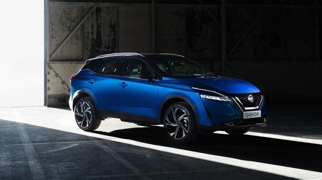 2022 Nissan Qashqai front