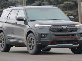2022 Ford Explorer Timberline
