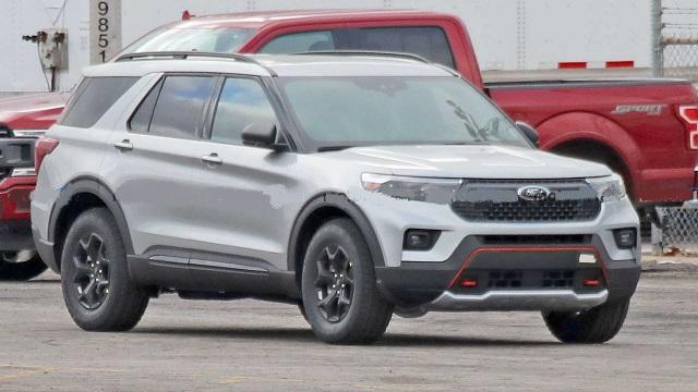 2022 Ford Explorer