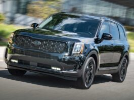 2022 Kia Telluride Nightfall Edition