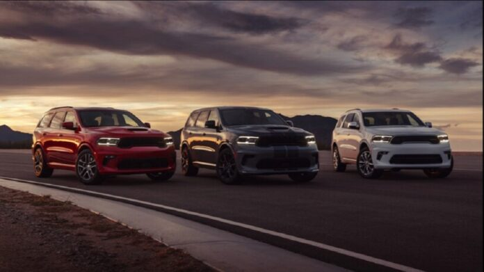 2022 Dodge Durango models