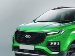 2022 Ford EcoSport front