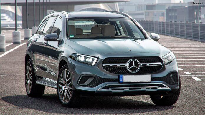 2022 Mercedes-Benz GLC-Class review