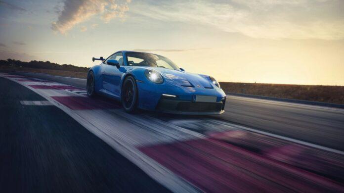 2022 Porsche 911