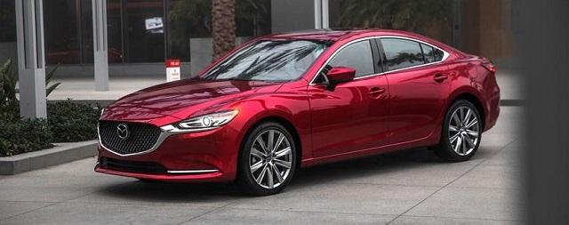 2022 Mazda 6 side