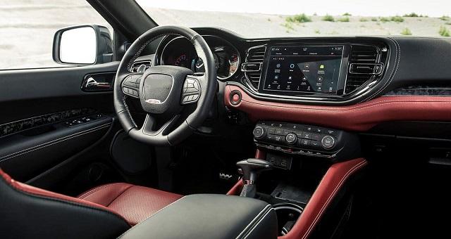 2022 Dodge Hornet interior