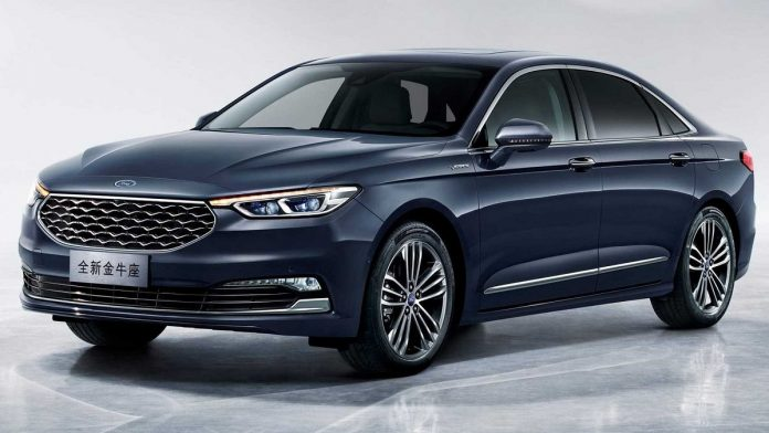 2022 Ford Taurus front