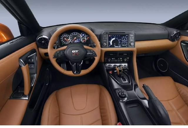 2022 Nissan Silvia S16 interior