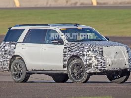 2023 Ford Expedition front