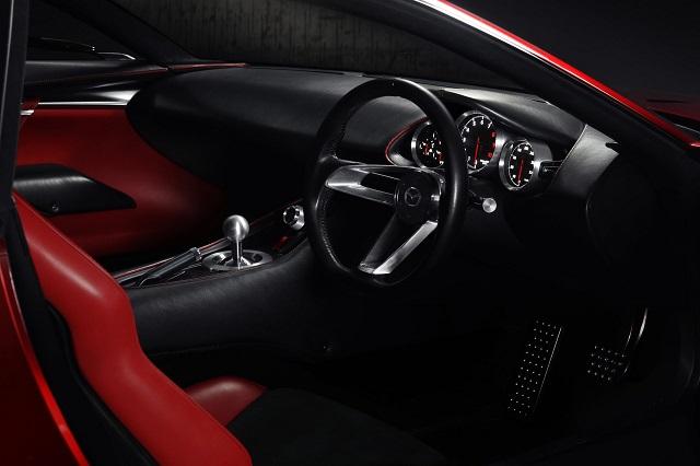 2022 Mazda RX-9 interior