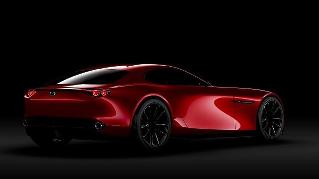 2022 Mazda RX-9 rear