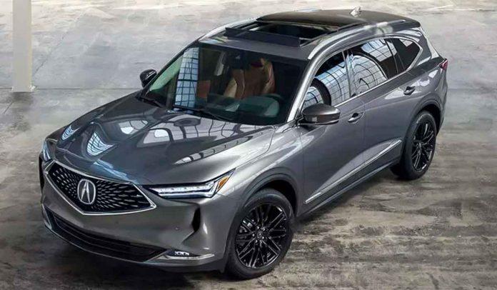 2023 Acura MDX
