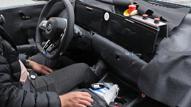 2023 BMW 7-Series interior