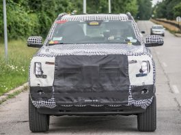 2023 Ford Everest